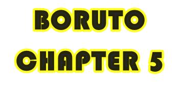 Boruto Chapter 5, Momoshiki dan Kinshiki Serang Konoha !!