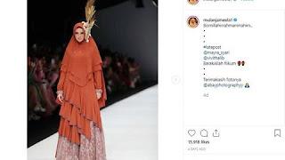 mulan main fashion show