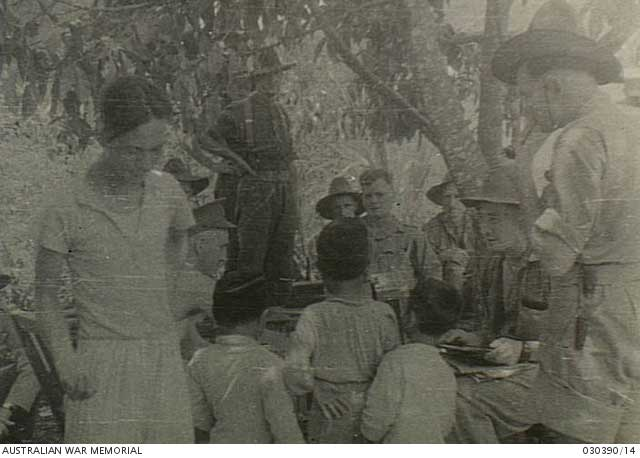 Australian troops on Java, 2 March 1942 worldwartwo.filminspector.com