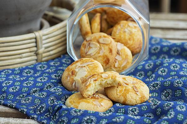 Galletas de manteca y limón #sinlacteos #sinlactosa