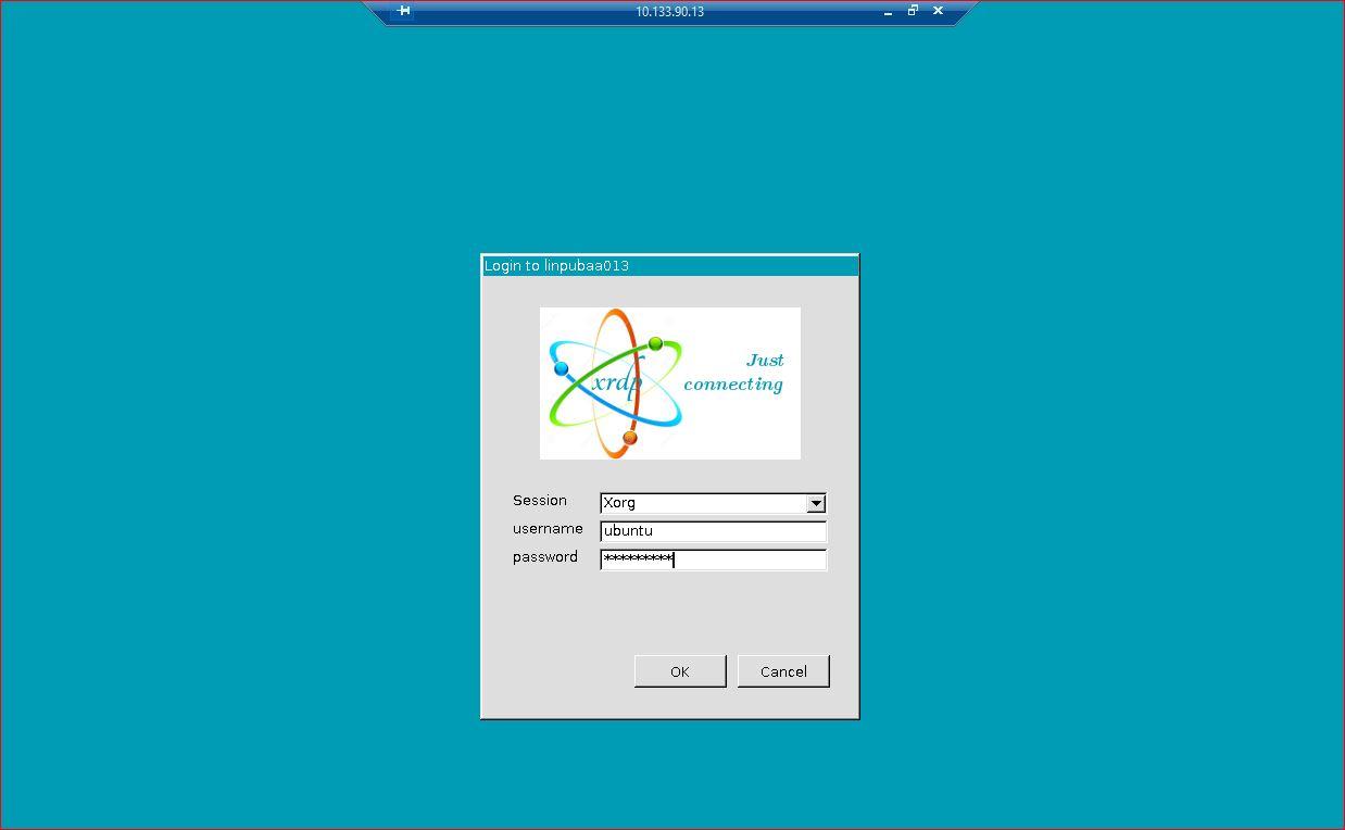 xRDP configuration on Ubuntu 16 04 LTS and 18 04 LTS Server and Desktop