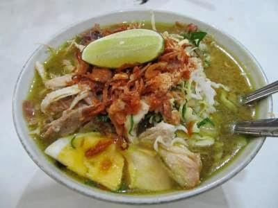 Resep Soto Ayam Enak