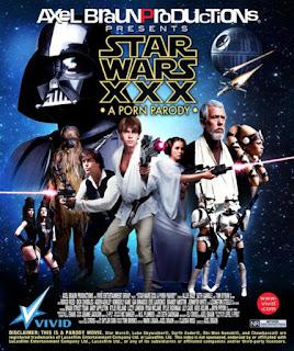 Star Wars XXX – A Porn Parody