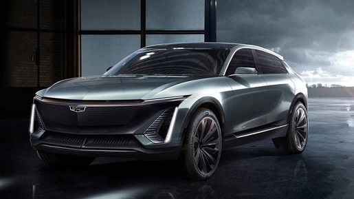 Mobil Listrik Pesaing Tesla Si Cadillac Lyriq