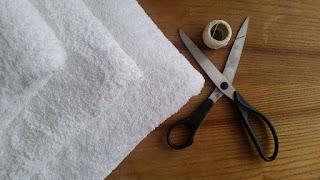 Jak zrobić efektowny dywanik ze starych ręczników