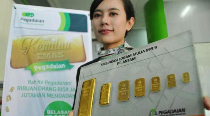 cara investasi emas secara online