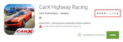 Download CarX Highway Racing APK v1.49.2 MOD