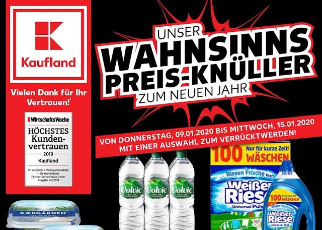 Kaufland Prospekt ab 09-15.01 2020