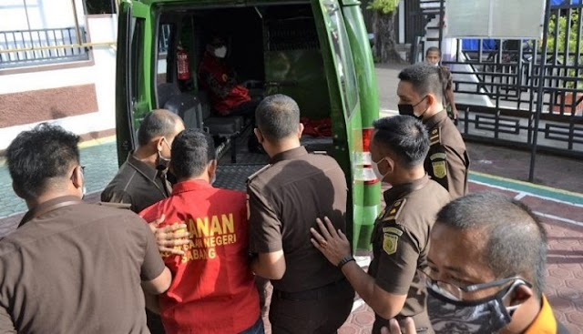 Kejari Sabang Boyong Kasus Korupsi BBM & Pelumas di Dishub Sabang
