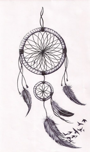 15 Popular Dreamcatcher Tattoos For Women