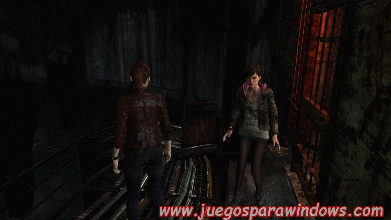 Resident Evil Revelations 2 ESPAÑOL XBOX 360 (Region FREE) (iMARS) 7