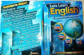 Software Bahasa Inggris Interaktif Let's Learn English