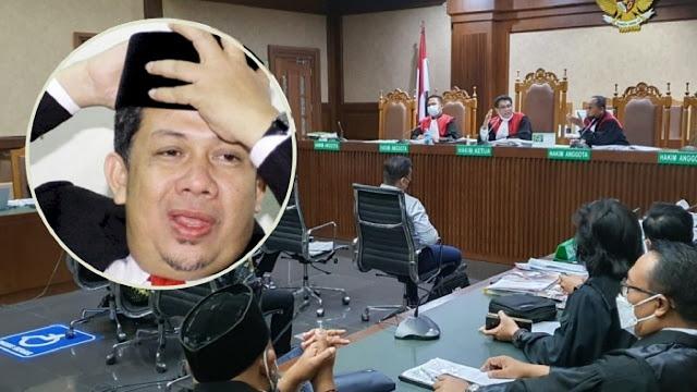 Fahri Hamzah dan Aziz Syamsuddin Disebut Titip Perusahaan Ikut Proyek Benur Lobster