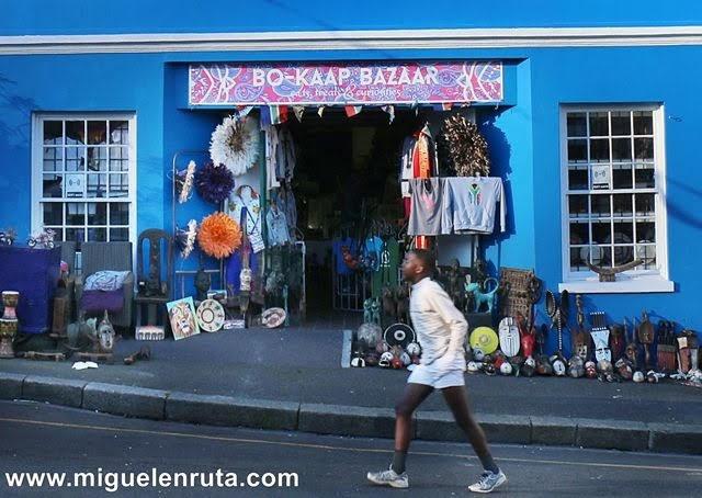 Barrio-de-Bo-Kaap-Ciudad-del-Cabo