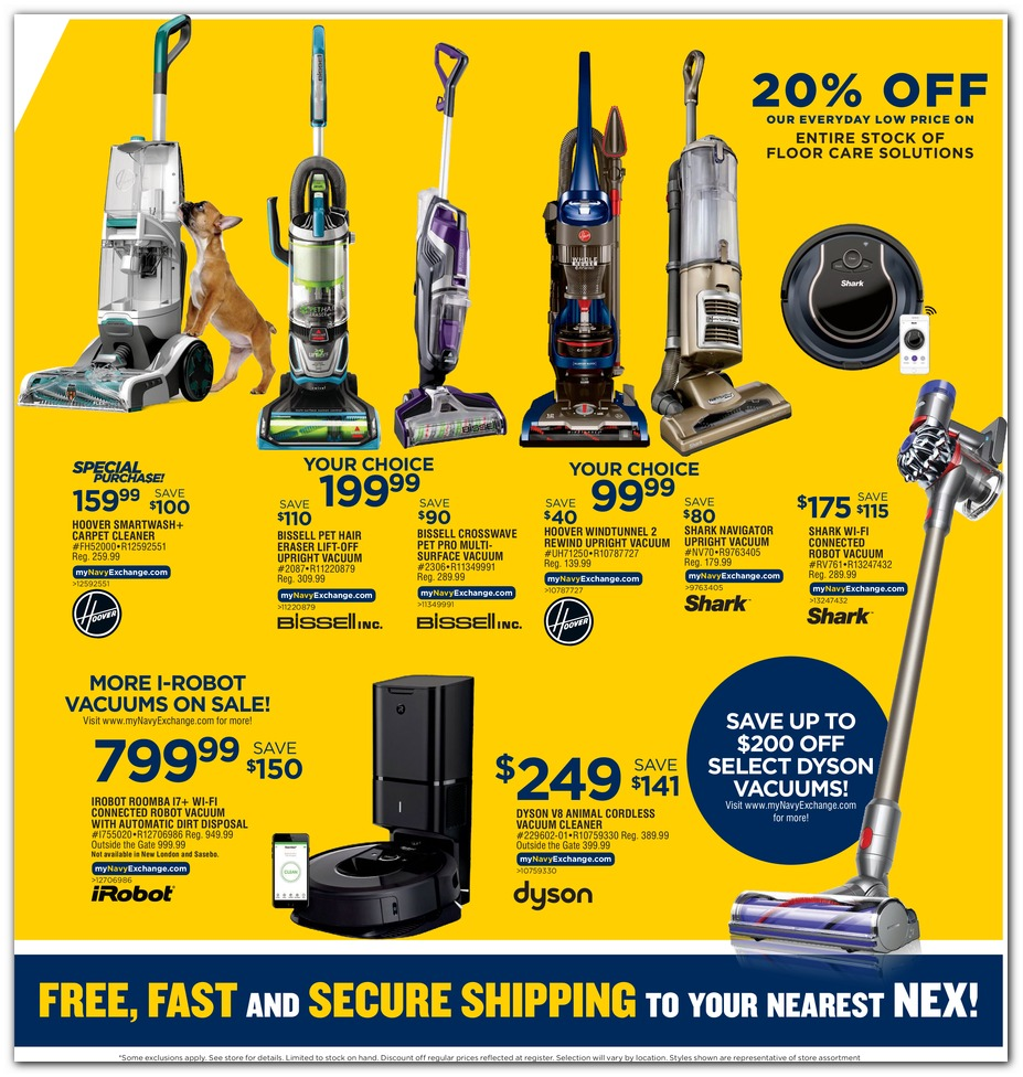 Navy Exchange Black Friday 2019 page 19