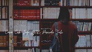 Cara Cek Info GTK Periode Juli-Desember 2020 Terbaru