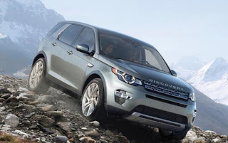 2017 range rover discovery sport offroad