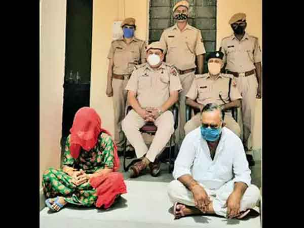 News, National, India, Father, Wife, Son, Murder case, Police, Arrested, Accused, Crime, Complaint, Man and daughter-in-law arrested for murder in Rajasthan