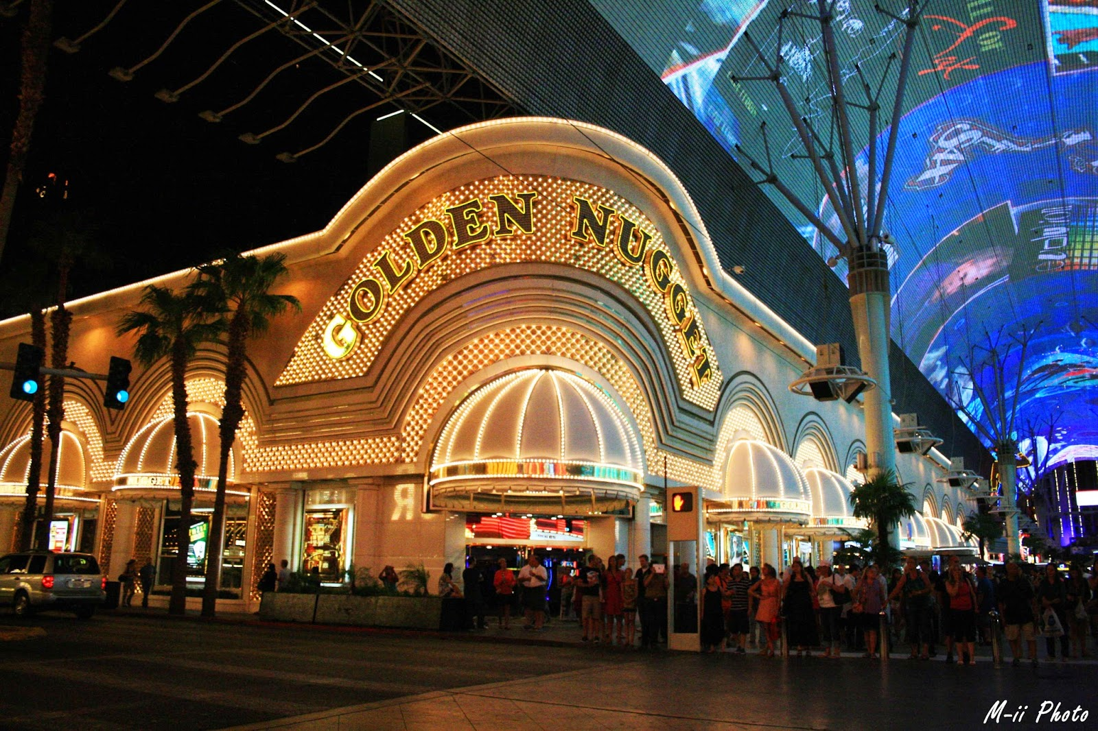 M-ii Photo : Las Vegas Golden Nugget