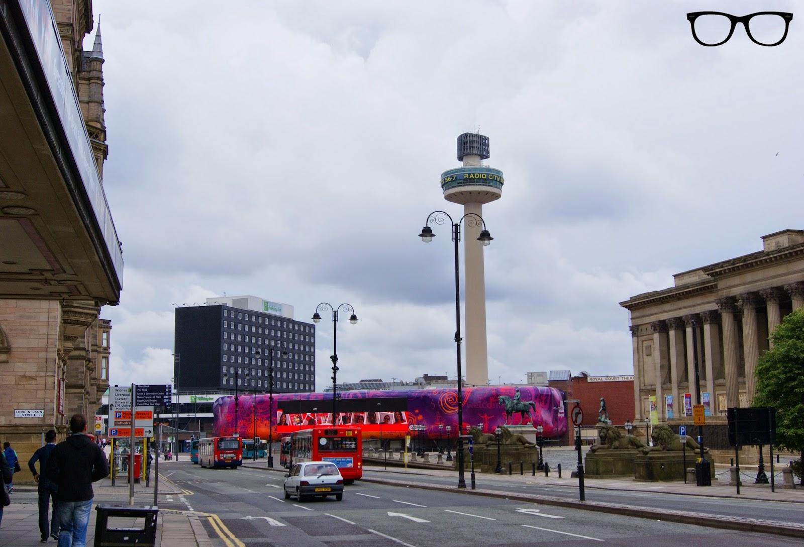 Centro de Liverpool