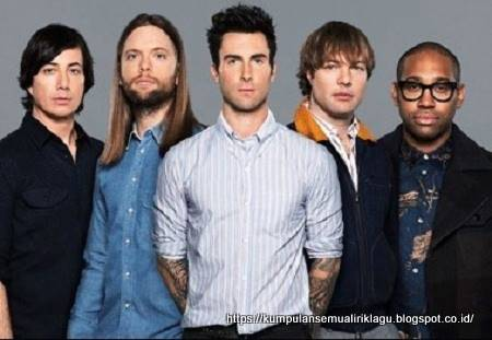 Won't Go Home Without You Maroon 5