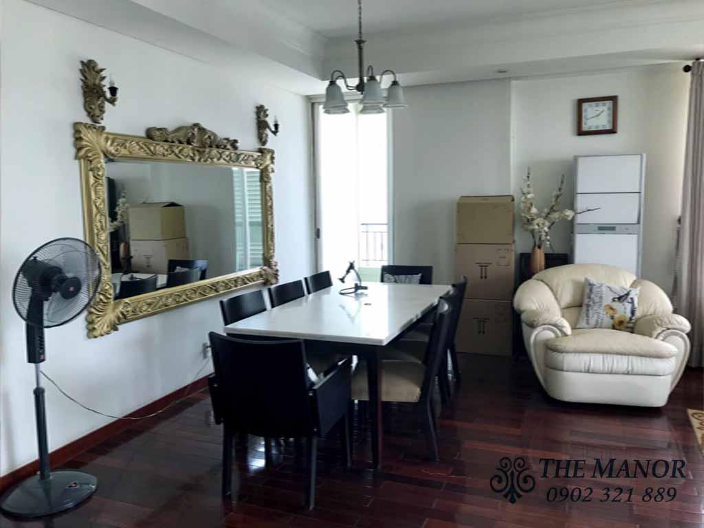 Tòa AE The Manor 1 cho thuê hoặc chuyển nhượng căn hộ 157m2 - pic 3