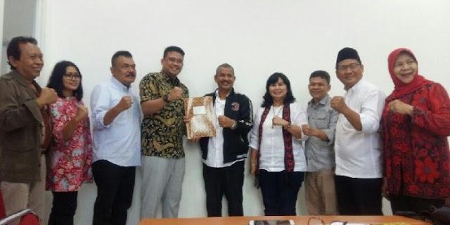 Pilwalkot Medan, Menantu Jokowi Resmi Daftar Ke PDIP