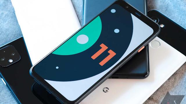 android 11 teknologi terbaru google