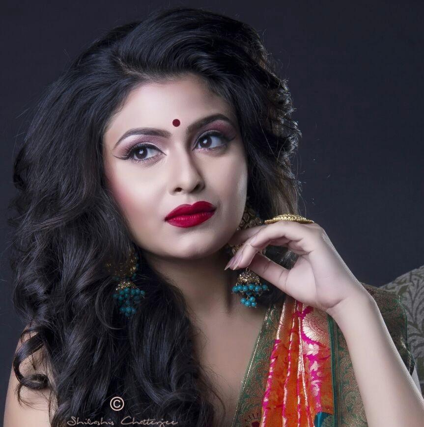 Ashmita Mukherjee Bengali Actress 14