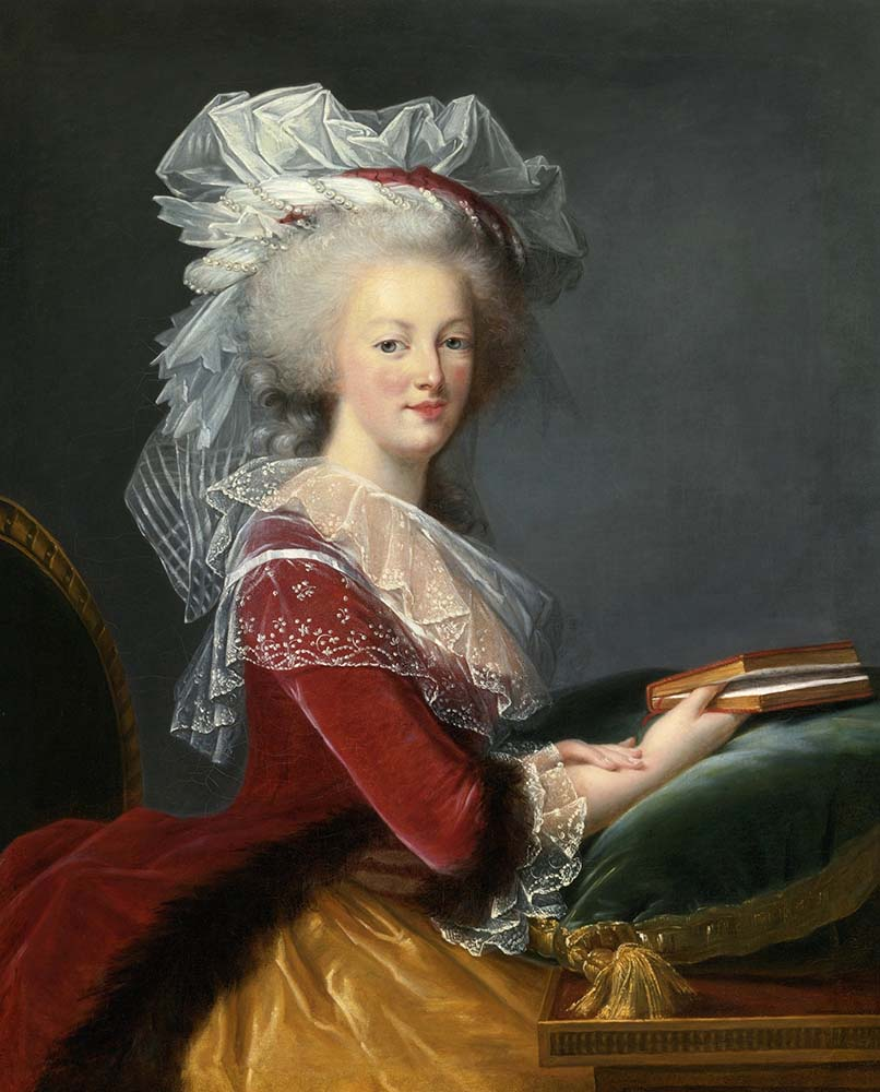 Download image 1700s woman portrait pc android iphone and ipad - Did They Come From Marie Antoinette S Cats Probably Not Portrait By Louise Lisabeth Vig E Le Brun 1785 Public Domain Via Wikimedia Commons