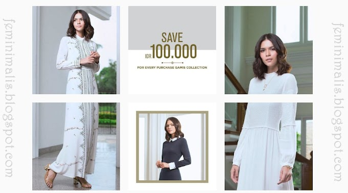 Ramadhan Promo : Save IDR 100.000 For All Gamis on The Executive Indonesia