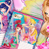 ¡Nuevos cuadernos Winx Club Mythix! - New Winx Club Mythix notebooks!