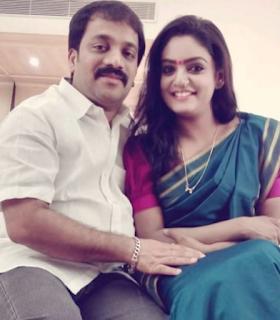 Premi Viswanath Family Husband Biography Parents children's Marriage Photos 