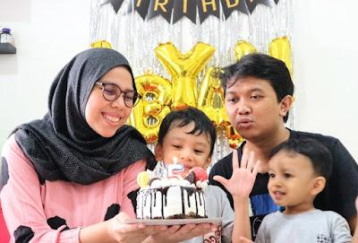 Manfaat merayakan ulang tahun anak