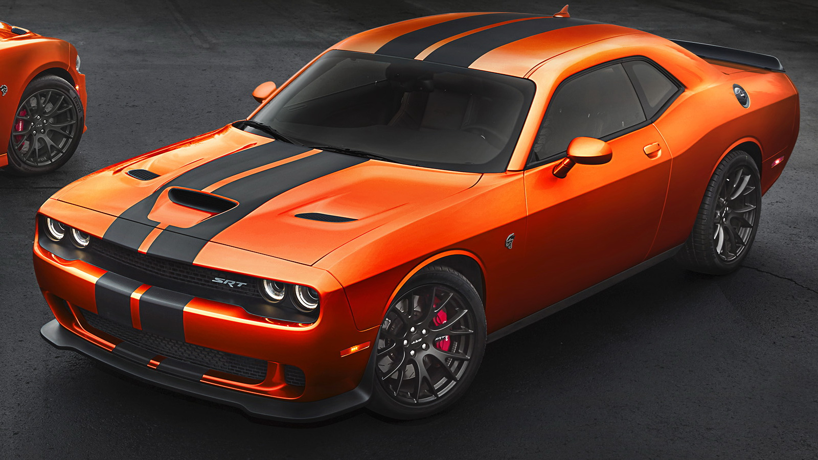 Dodge Brings Back Go Mango Paint Option For 2016