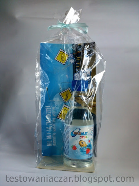 Orsalit Drink - testowanie ze zdrowemaluchy.pl