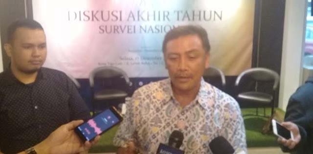 Andi Mallarangeng: Ketimbang Urusi Amandemen UUD, Lebih Baik Jokowi Fokus Benahi Ekonomi