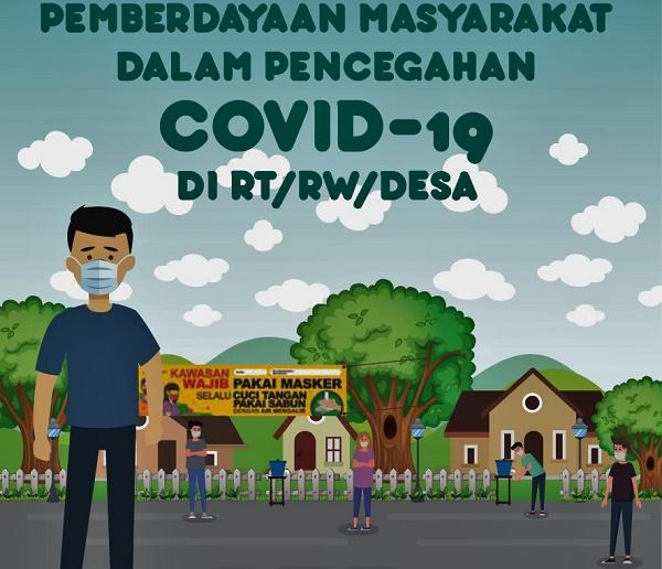 Kadis PMD Kepri: di 209 Desa Terdapat Pos Relawan Covid-19