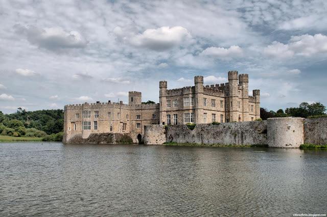 Leeds_Castle_Fascinating_Historical_Beauty_in_Kent_England_Hd_Desktop_Wallpaper_citiesoflove.blogspot.com