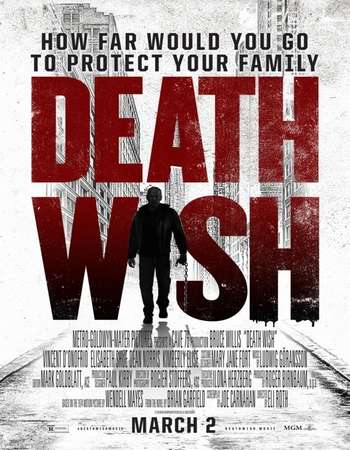 Death Wish 2018 Full English Movie Download