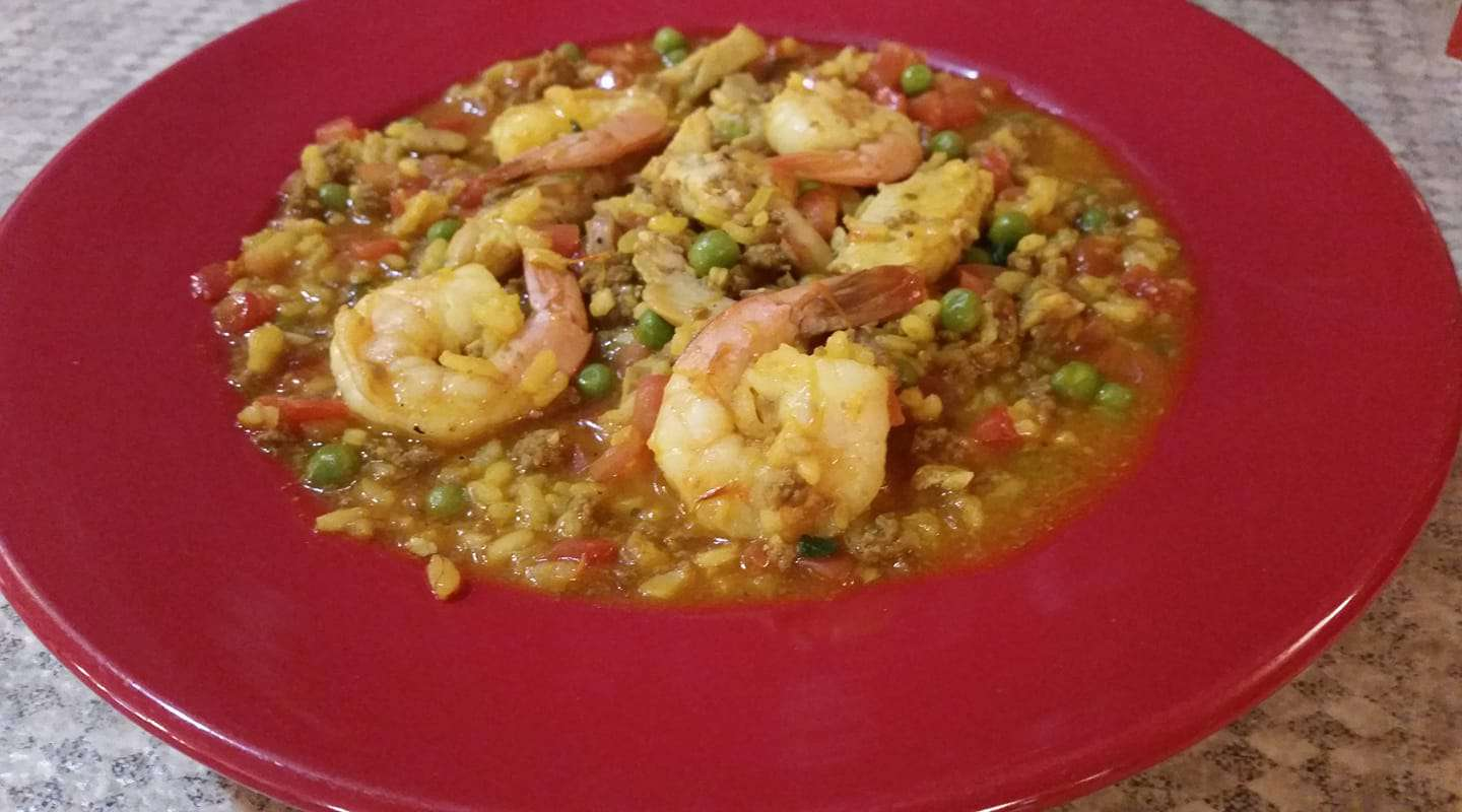 National Spanish Paella Day Wishes Sweet Images
