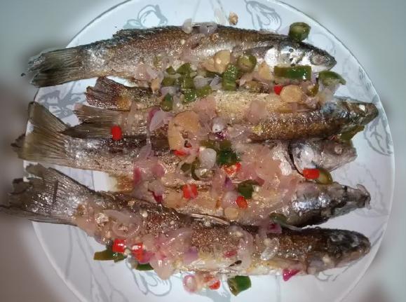 Resep Bumbu Acar Ikan Belanak Aceh