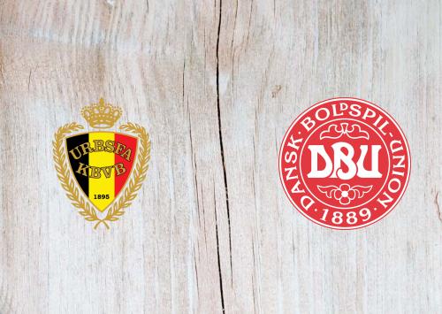 Belgium vs Denmark -Highlights 18 November 2020