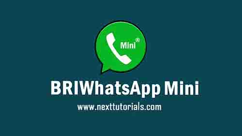 BRIWhatsApp MiNi v8.0 Apk Mod Latest Version Android ANTI BAN,install Aplikasi BRIWA MiNi Terbaru 2021,tema whatsapp keren 2021,Download wa mod terbaik