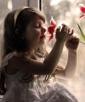 Indra anak, Latihan indra anak, anak Paud Penciuman, bermain indra penciuman