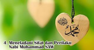 Meneladani Sifat dan Perilaku Nabi Muhammad SAW merupakan salah satu hal yang bisa kamu lakukan untuk memaknai peringatan maulid nabi