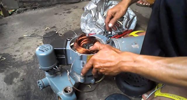 Informasi Biaya Jasa Pompa Air  Pontianak, Kalimantan Barat