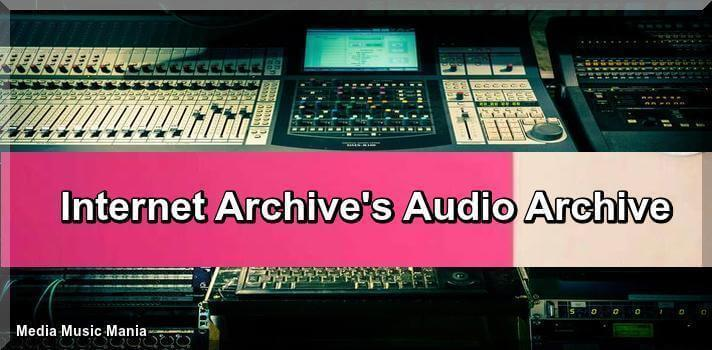 Internet Archive's Audio Archive | Free Music Download