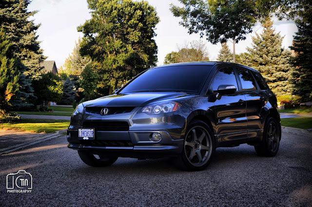 Acura RDX, turbodoładowane silniki Hondy