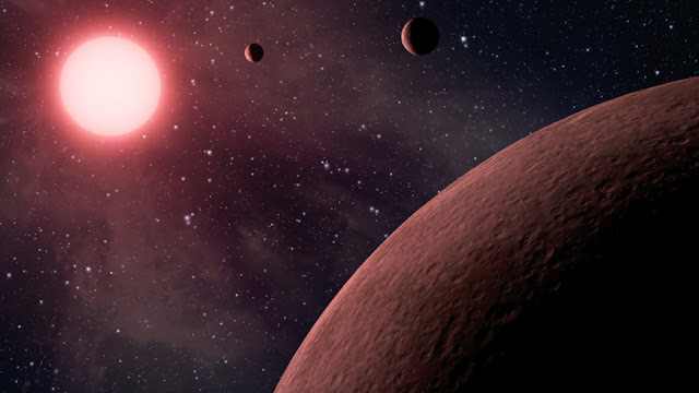 morte do sistema solar